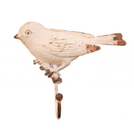 bird hook - cream