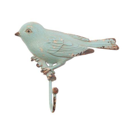 bird hook - blue