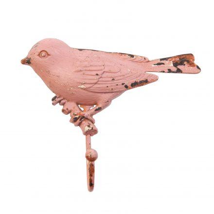 bird hook - pink