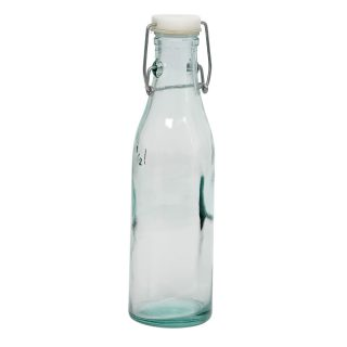 recycled milk bottle