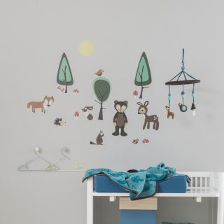 Forest Wall Sticker Set