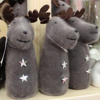 velvet reindeer