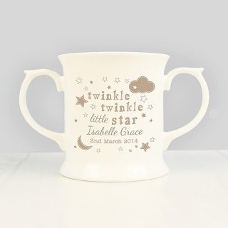 personalised twinkle cup