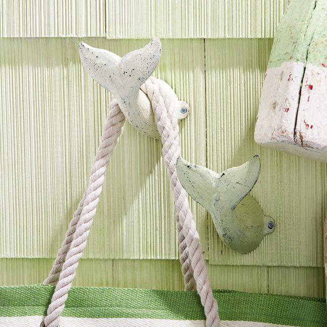 Whale Tail Hooks