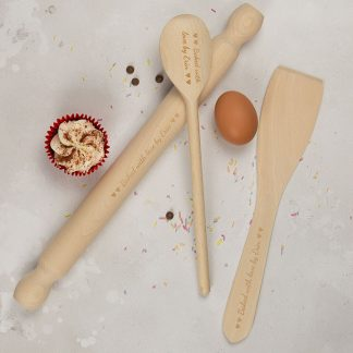 Personalised Baking Set
