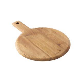 Small Oak Paddle Chopping Board