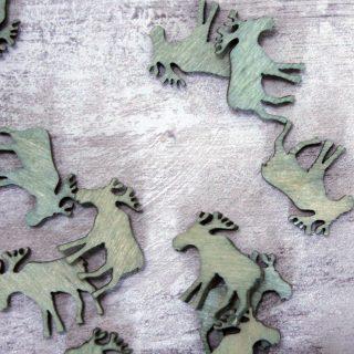 Reindeer Scatters