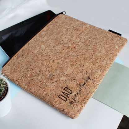 Personalised iPad Case In Cork