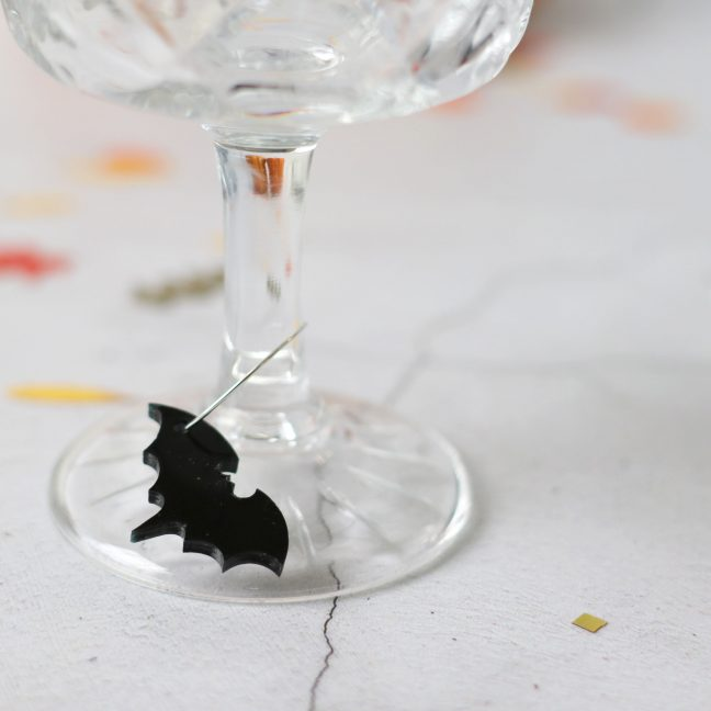 Halloween Wine Charms