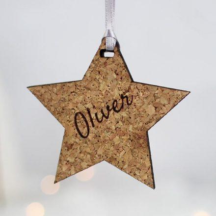 Personalised Star, Cork