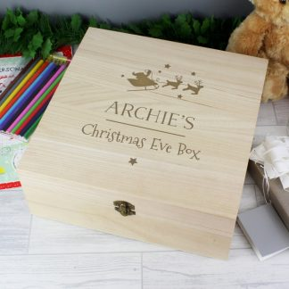 Personalised Christmas Eve Box