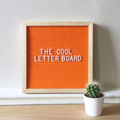 Personalised Felt Letterboard