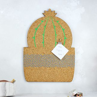 Cactus Memo Board