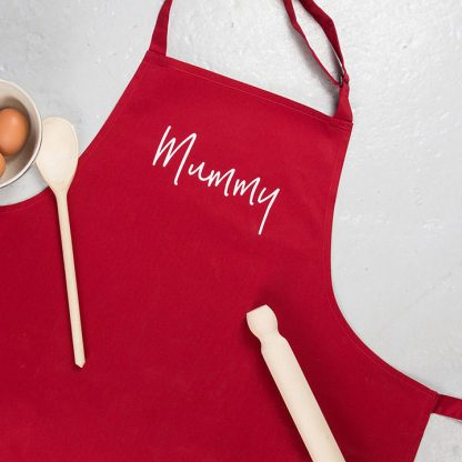 Personalised Apron, Name
