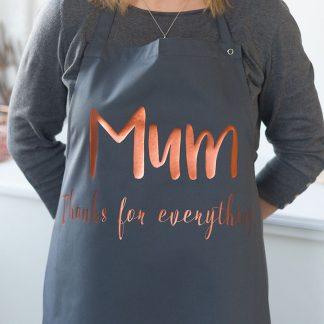 Personalised Mum Apron