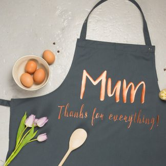 Personalised Mum Apron