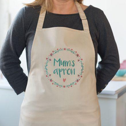 Mum's Apron, Personalised