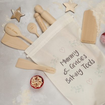 Mummy And Me Baking Set, Personalised