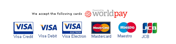 we accept worldpay payments