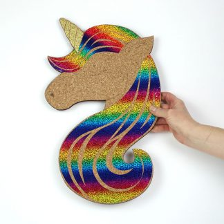 Unicorn Memo Board
