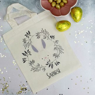 Bunny Easter Hunt Bag