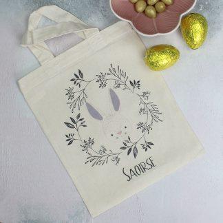 Bunny Easter Hunt Bag