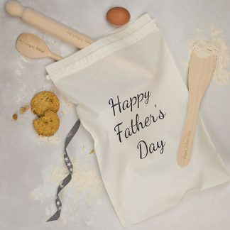 Personalised Dad's Baking Set