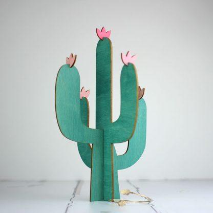 Cactus Jewellery Stand