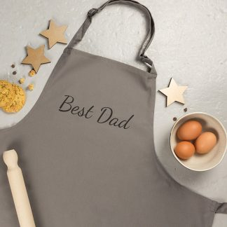 Best Dad Apron