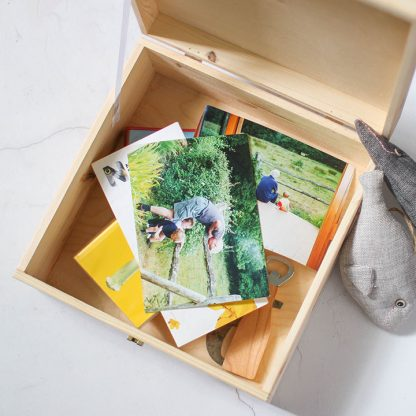 Personalised Bereavement Keepsake Box