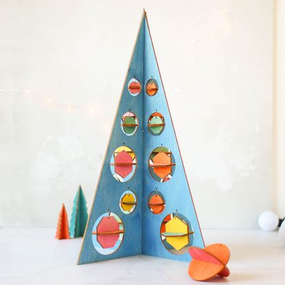 Geometric Tree With Decorations