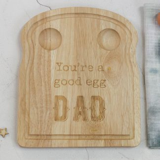 Personalised Egg and Toast Board