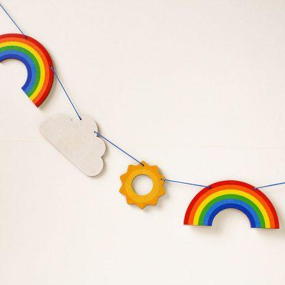 Rainbow Garland