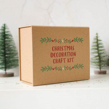 Christmas Decoration Craft Kit