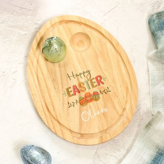Personalised Easter Egg Board EARFPTB001UV