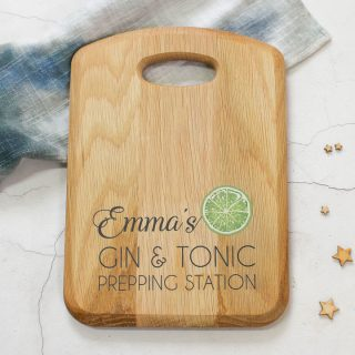Personalised Gin And Tonic Station RFPTB004UV