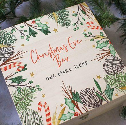 Christmas Eve Box, One More Sleep XMRFBX002UV