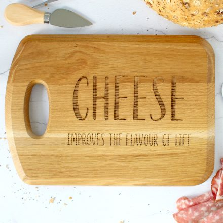 Cheese Board, Improves The Flavour Of Life RFTB005