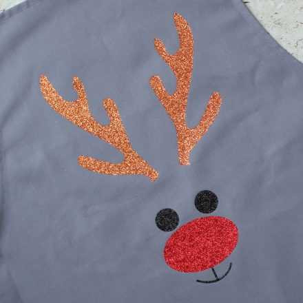 Reindeer Apron XMRFAP002